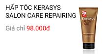 Hấp tóc Kerasys Salon care repairing (cho tóc khô xơ, chẻ ngọn)- 200ml