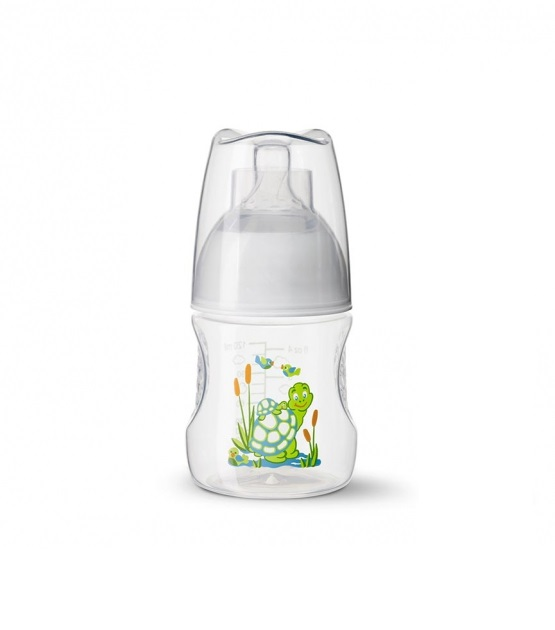 Bình sữa Bibi Happiness Play with us 120ml