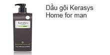 Dầu gội Nam Kerasys Homme scalp care (Chăm sóc và trị gàu) 550ml