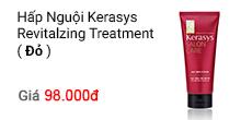 Hấp tóc Kerasys Salon care Voluming (cho tóc hư tổn nặng)- 200ml