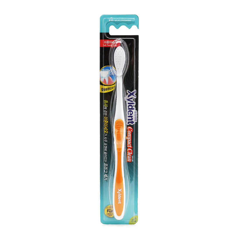 Bàn chải đánh răng Xyldent Compact Clean