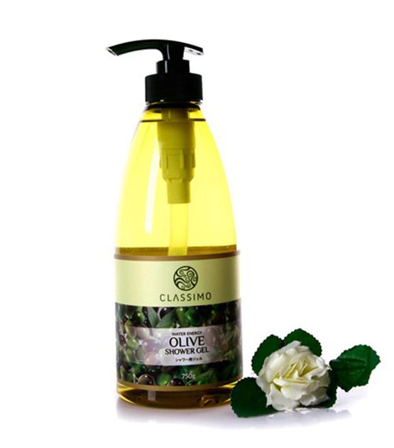 Sữa tắm Classimo Olive Gel (Hương Olive)