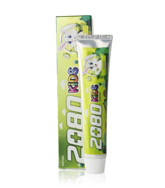 Kem đánh răng 2080 Kid's cho trẻ em (hương táo)